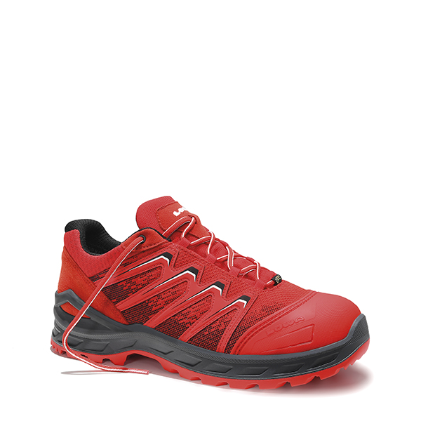 LARROX Work GTX red Lo S3 CI
