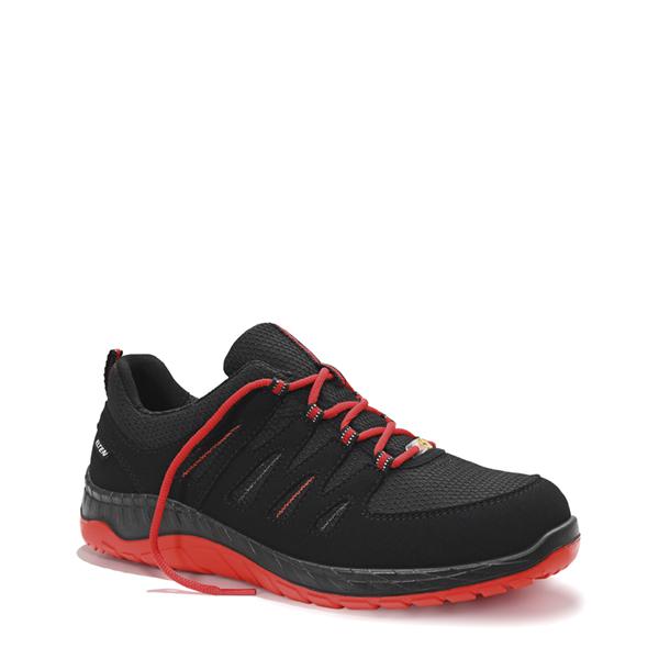 MADDOX W black-red Low ESD S3