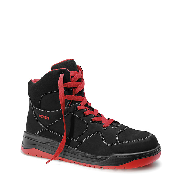 MAVERICK black-red Mid ESD S3