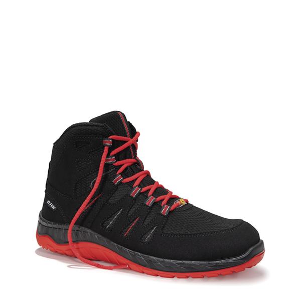 Elten MADDOX black-red Mid ESD S3 7695161