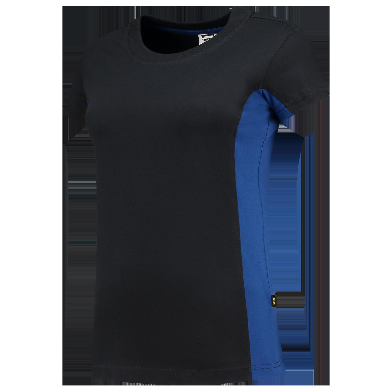 T-Shirt Bicolor Dames 102003