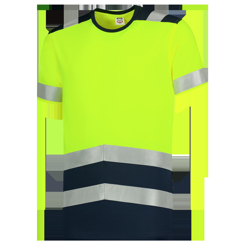 T-Shirt High Vis Bicolor 103006