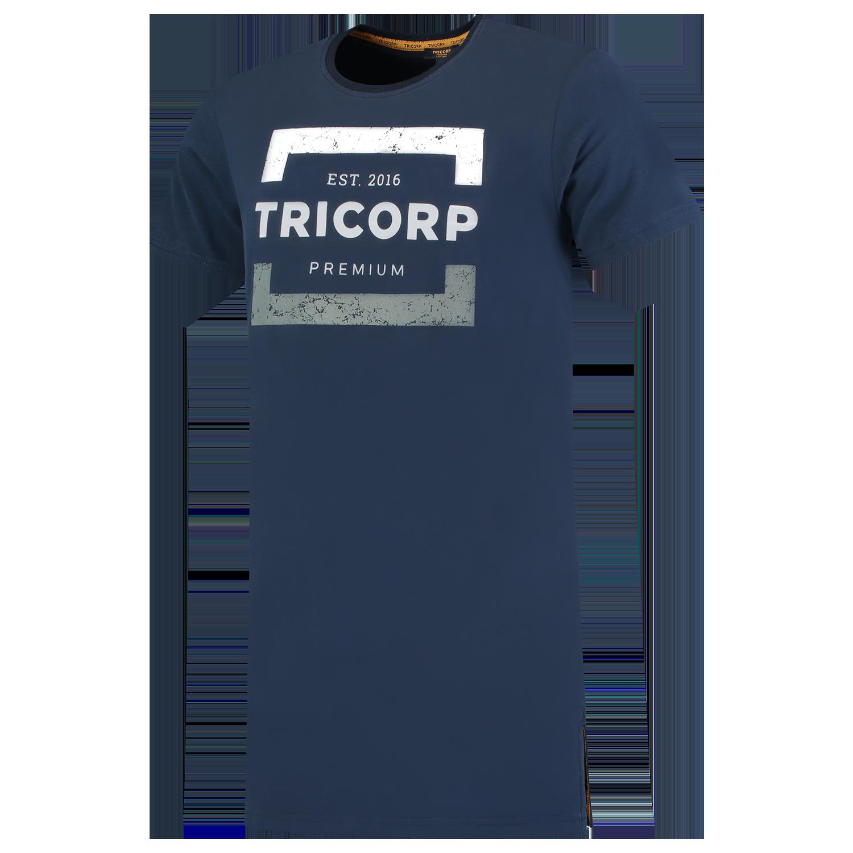 T-Shirt Premium Heren Lang