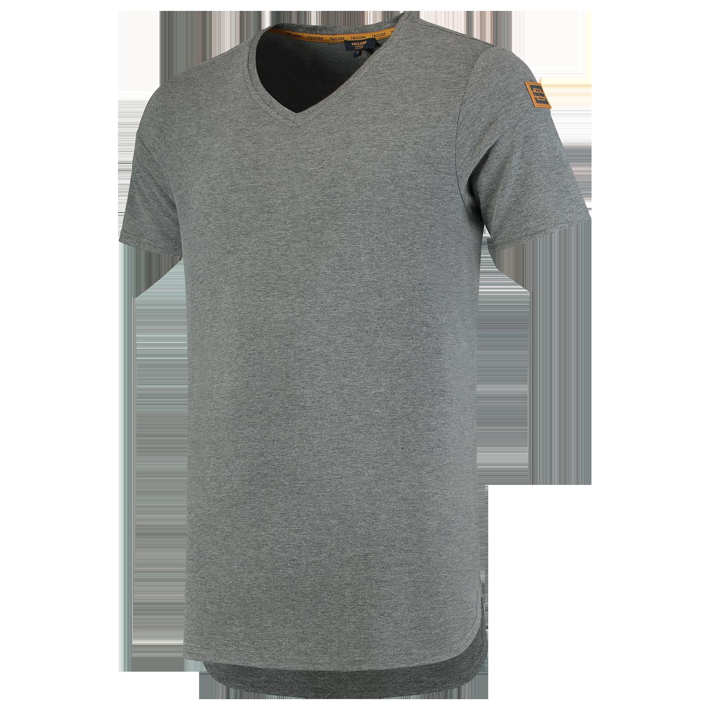 T-Shirt Premium V Hals Heren 104003