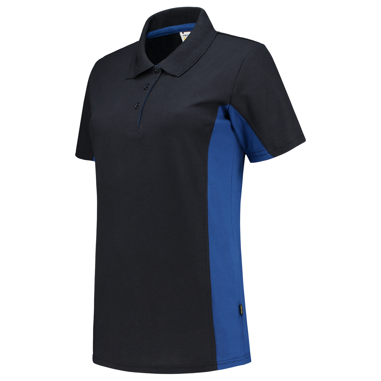 Poloshirt Bicolor Dames 202003