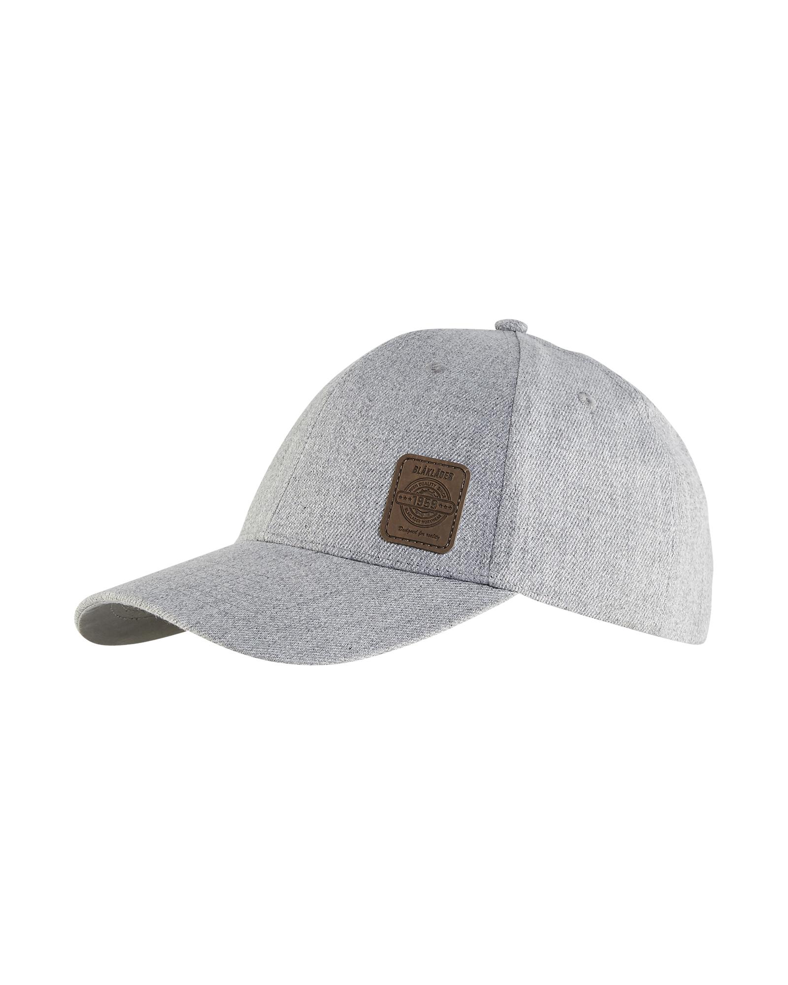 Wollen baseball cap