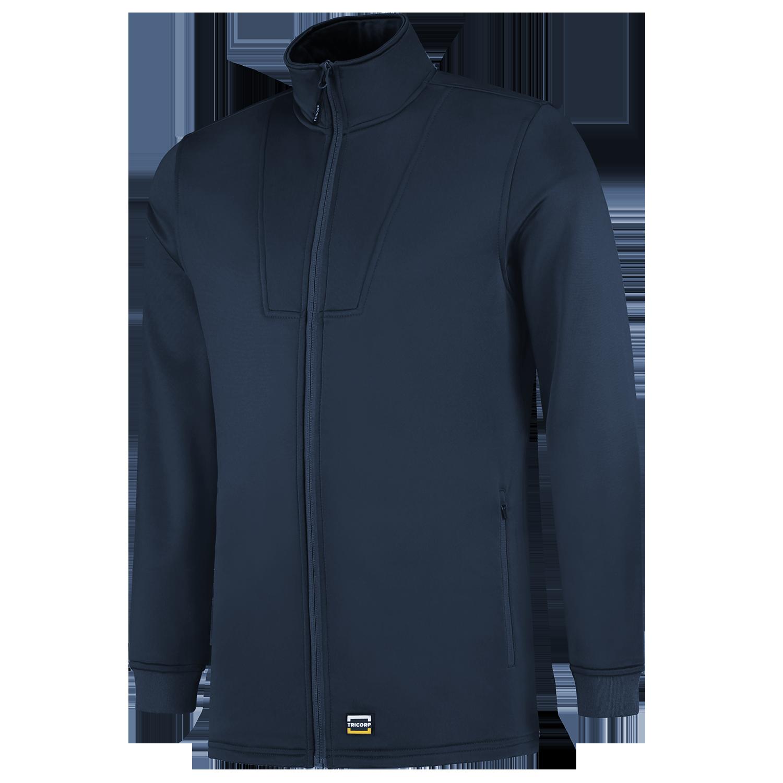 Fleece Vest Interlock