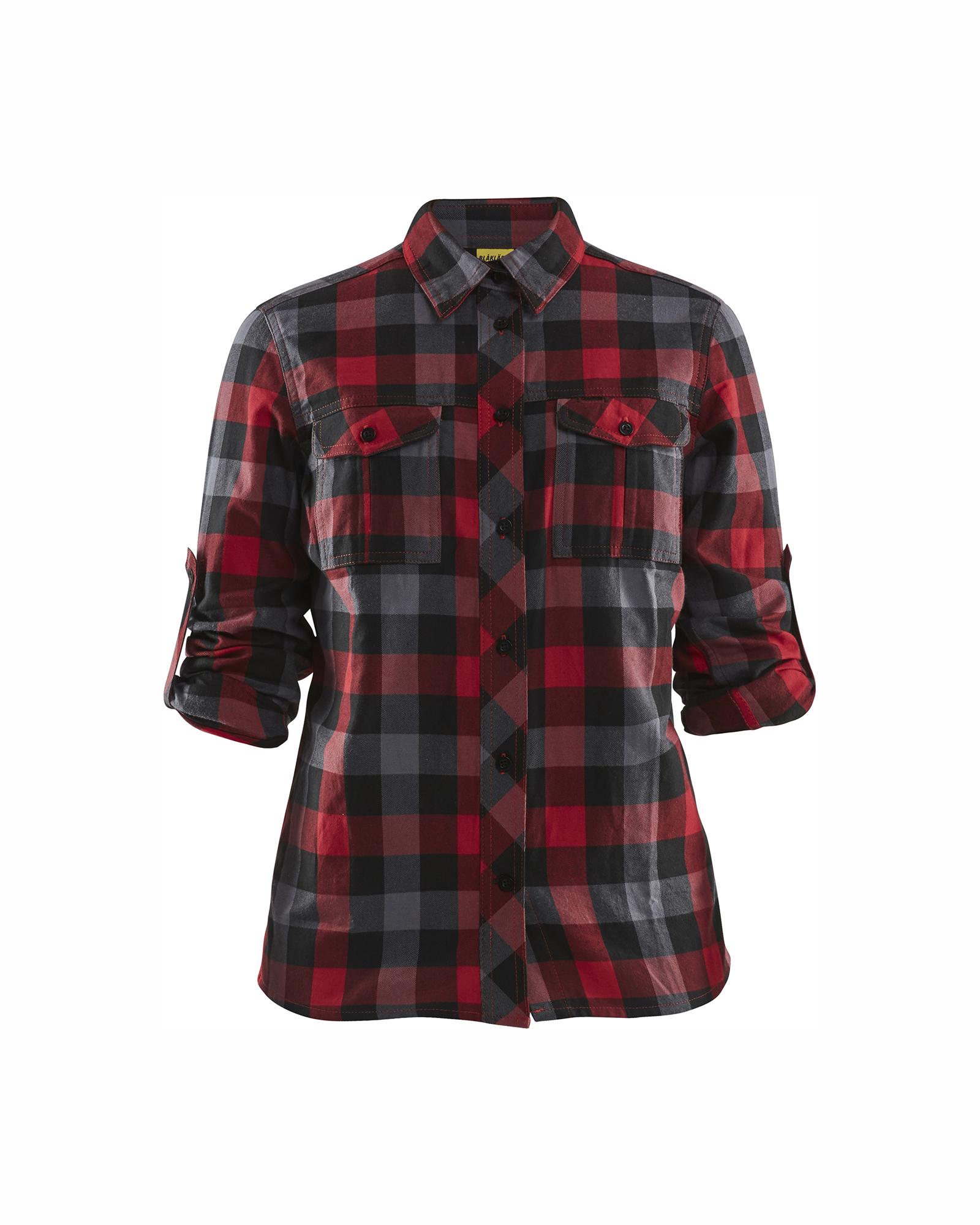 Dames Overhemd Flanel