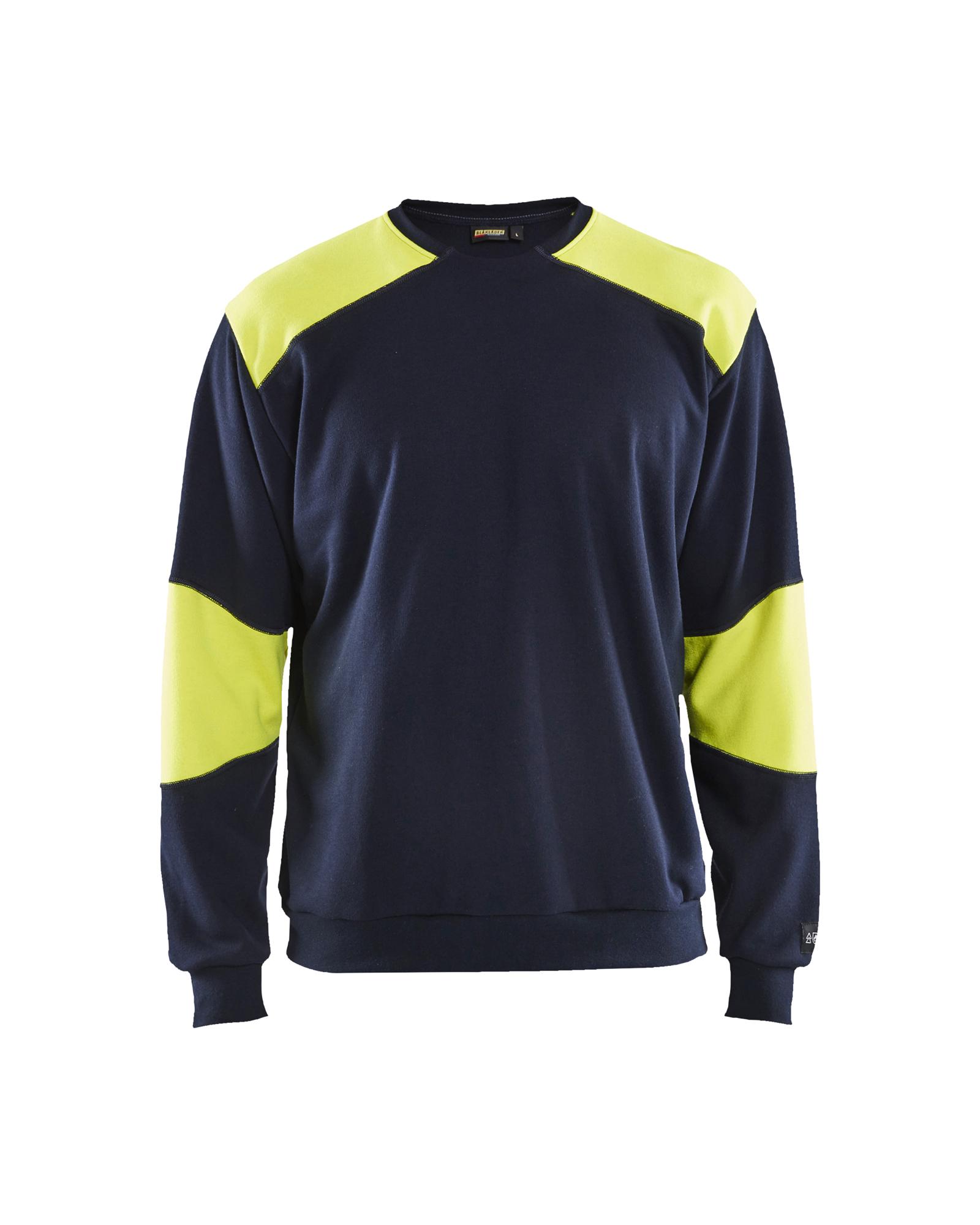 Vlamvertragend sweatshirt