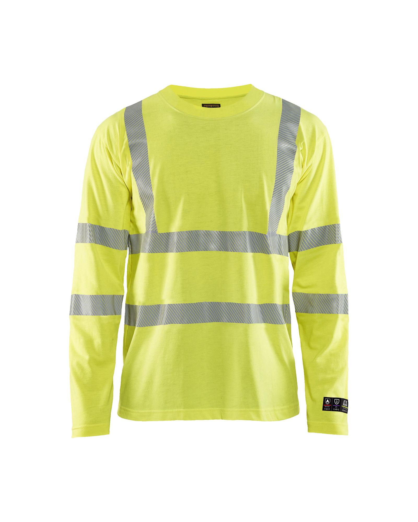 Multinorm T-shirt lange mouw
