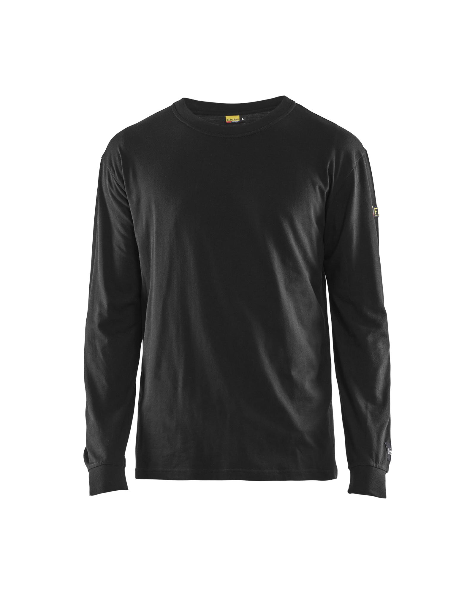 Vlamvertragend T-shirt lange mouwen